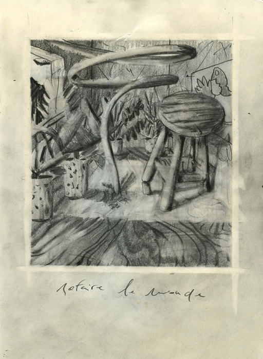 NICOLAS NICOLINI DRAWING